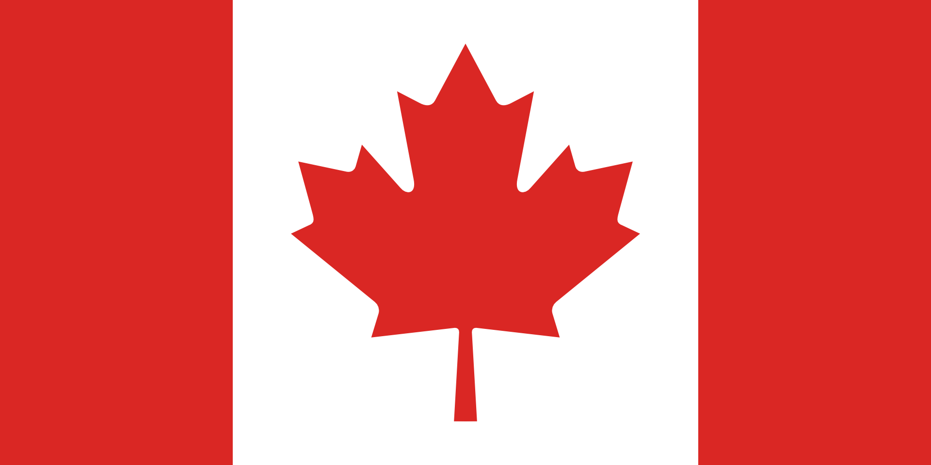 Canadian Flag Bandera Canadiense
