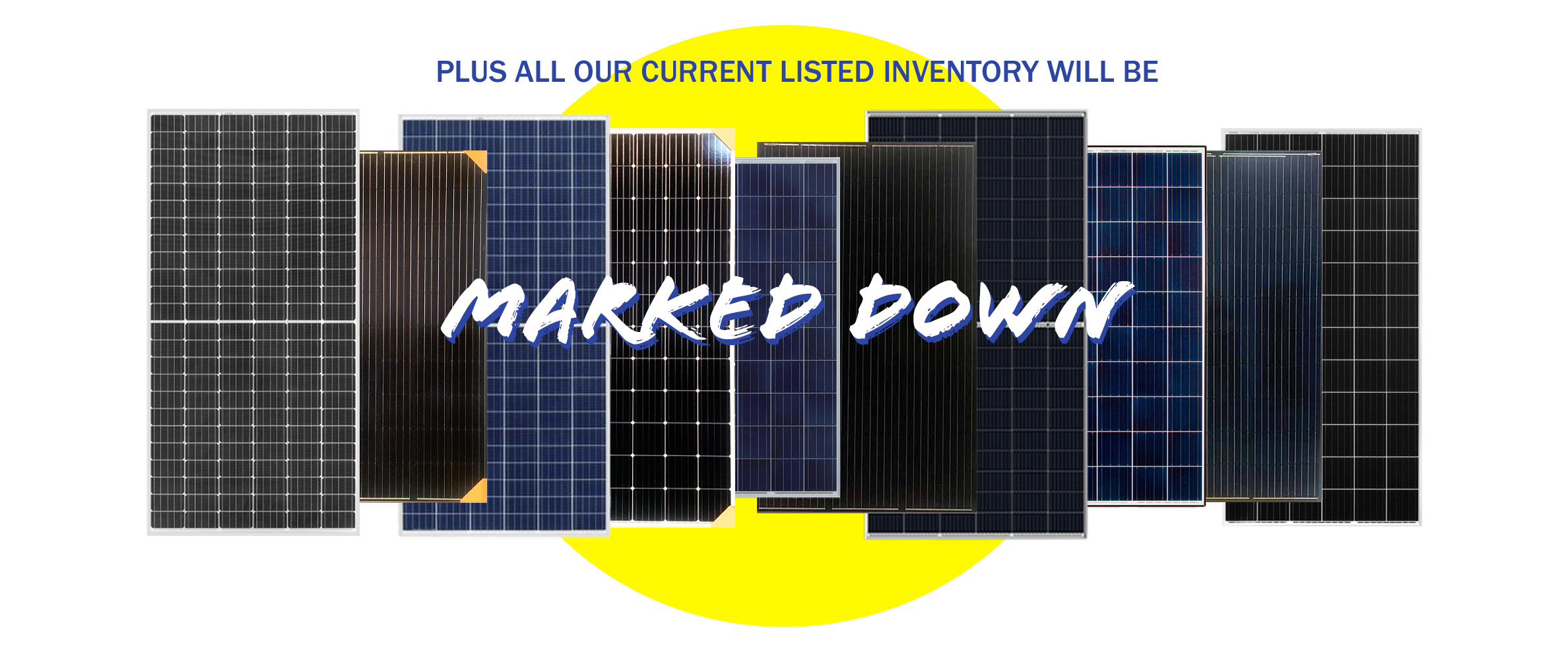 Updated Marked Down Panels